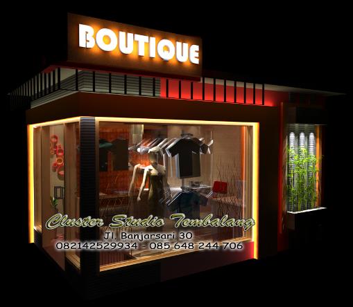 ... Semarang | Cluster Studio, Jasa Desain Rumah & Interior Semarang (CS